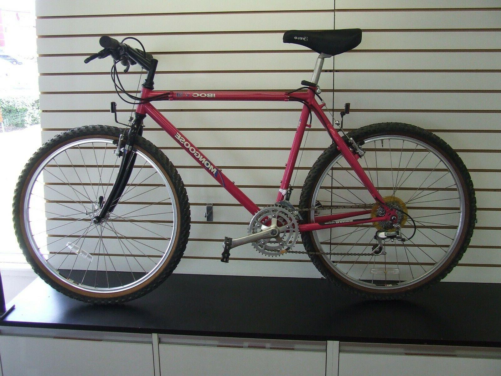 iboc team vintage mtn bicycle 1991
