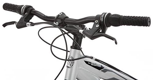 Mongoose Dual Full Suspension Bicycle