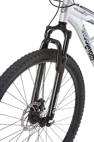 Mongoose Full Suspension