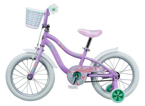 "Schwinn Kids Bicycle 16"" wheel 4 7 with training..."