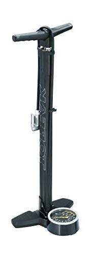 Topeak Joeblow Ace Dx Floor Pump 260 Psi/18 Bar with Smarthe