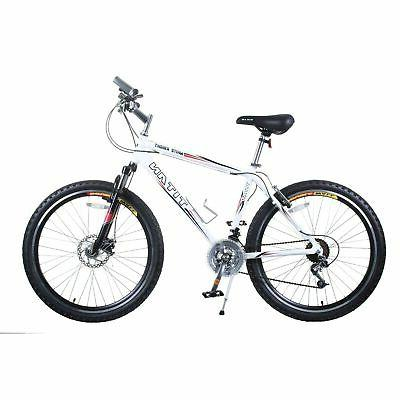 knight aluminum suspension mountain bike