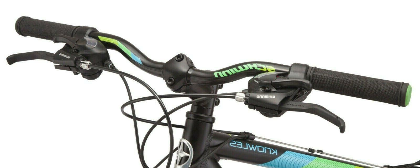 Schwinn Mountain Bike 21 29 wheel mens disc