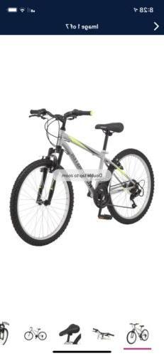 LA PICKUP Roadmaster 24 inch Granite Peak Boys Mountain Bike