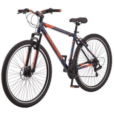 lightweight aluminum exhibit mountain bike