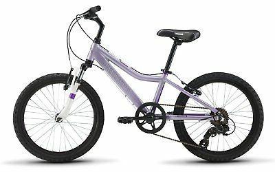 lustre 20 purple bike