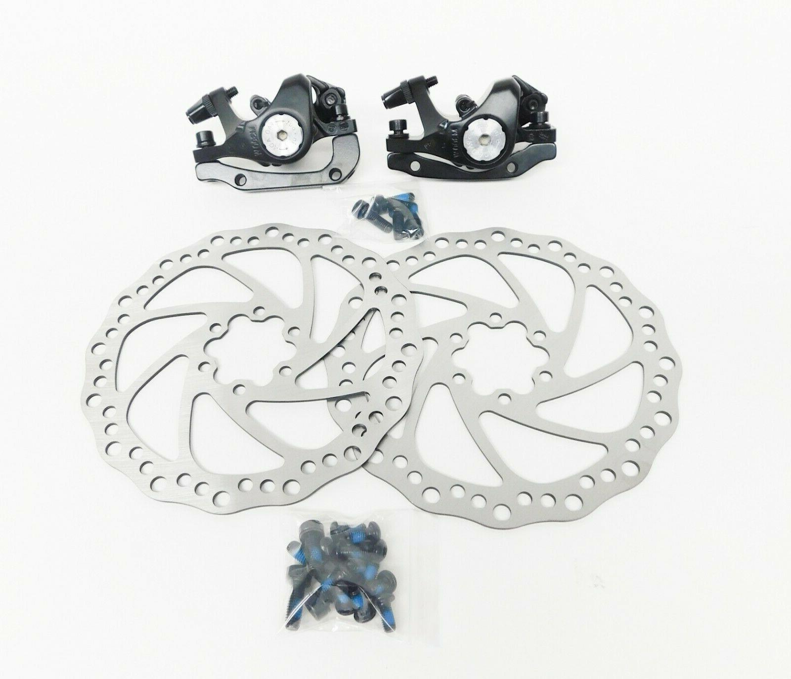 m300 aries mechanical disc brakes front