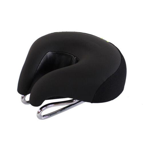men breathable mountain bike seat bicycle saddle