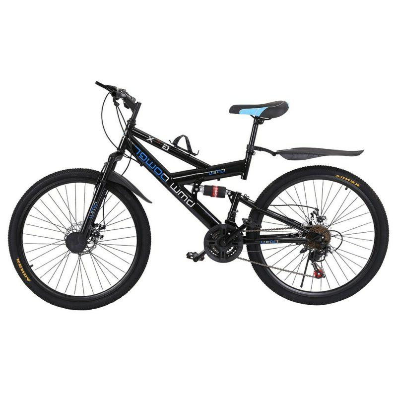 26-Inch Aluminum Frame 21-Speed Cycling, Rode