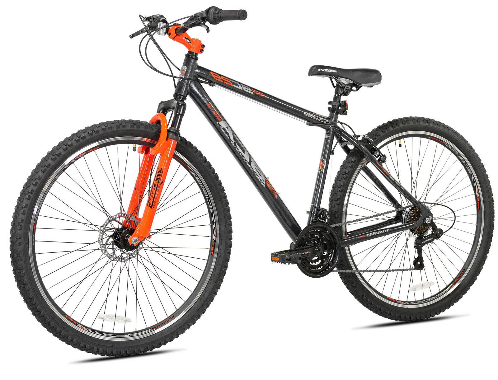 men s mountain bike 29 aluminum 21