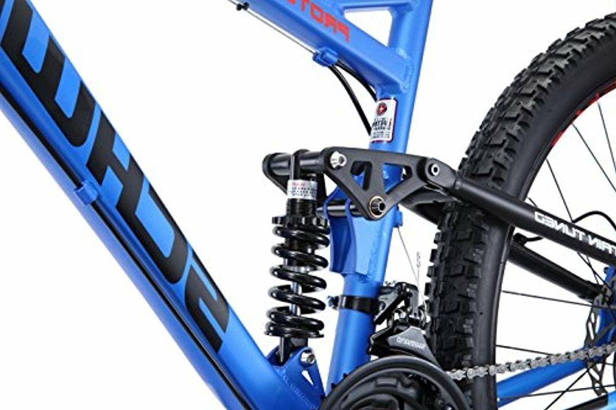 """Schwinn Men's Protocol 2.7 Mountain Bike, 27.5"""" 17"""" Frame"""