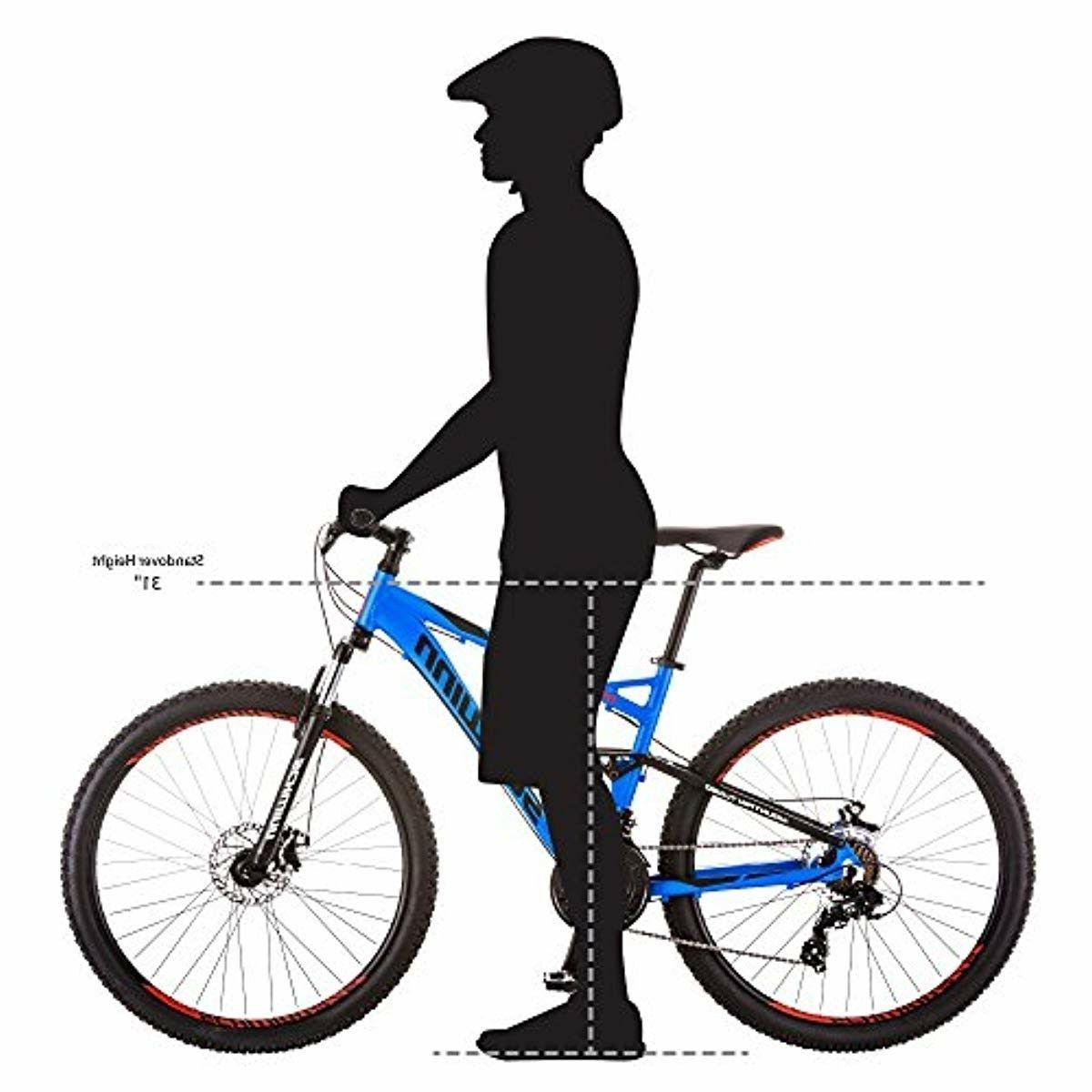 "Schwinn Mountain Bike, 27.5"" 17"" Bl"