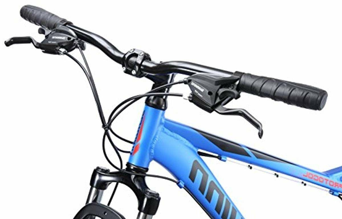 """Schwinn Protocol 2.7 Mountain Bike, Wheels, 17"""" Frame Bl"""