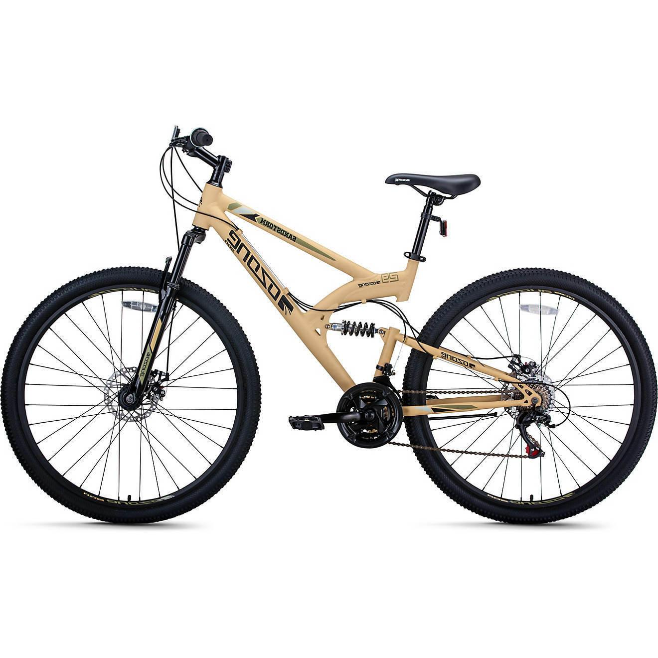 mens alloy frame 29 in wheel mountain