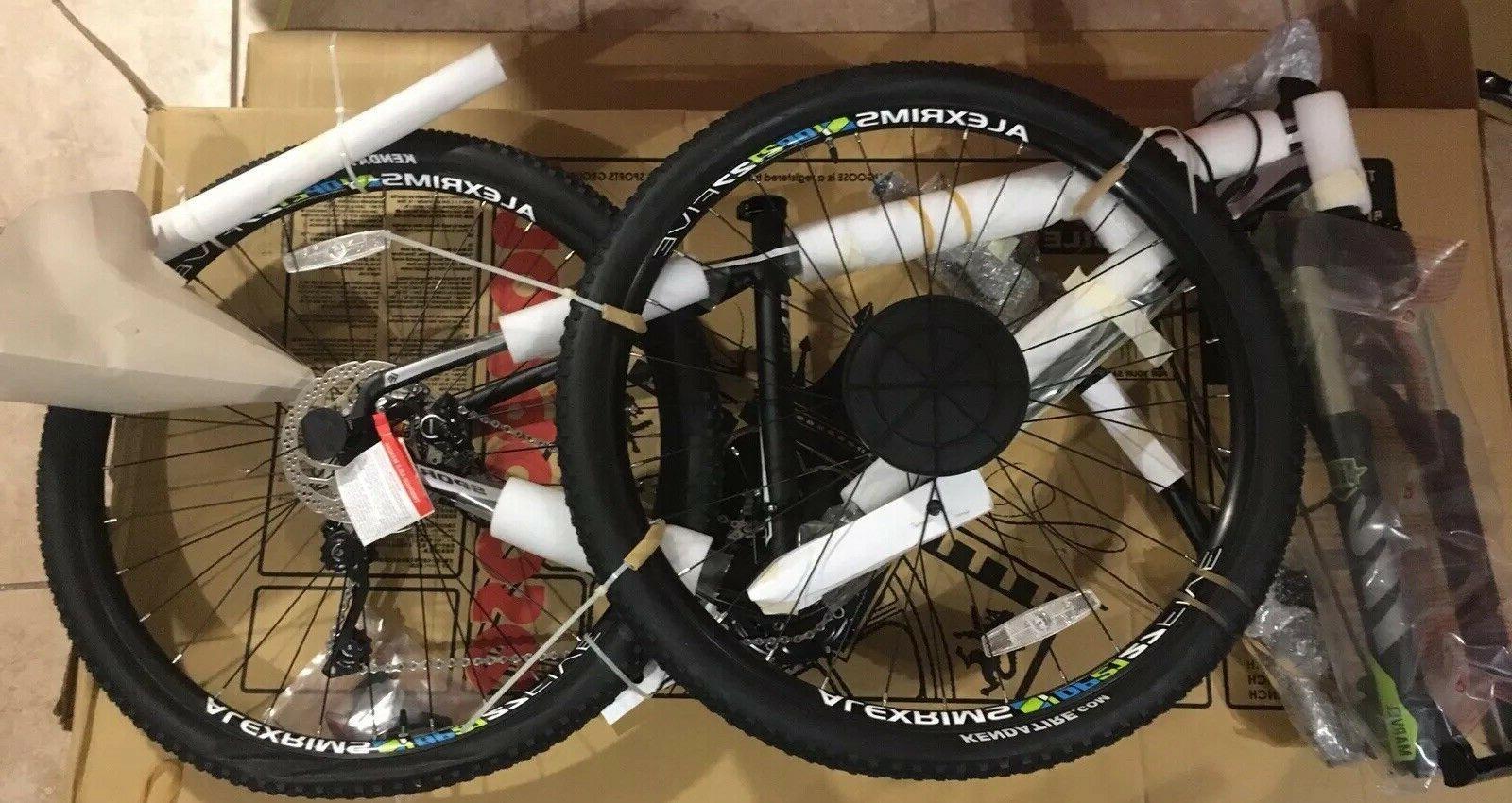 "Mongoose Meteore Mountain Bike 27.5"""