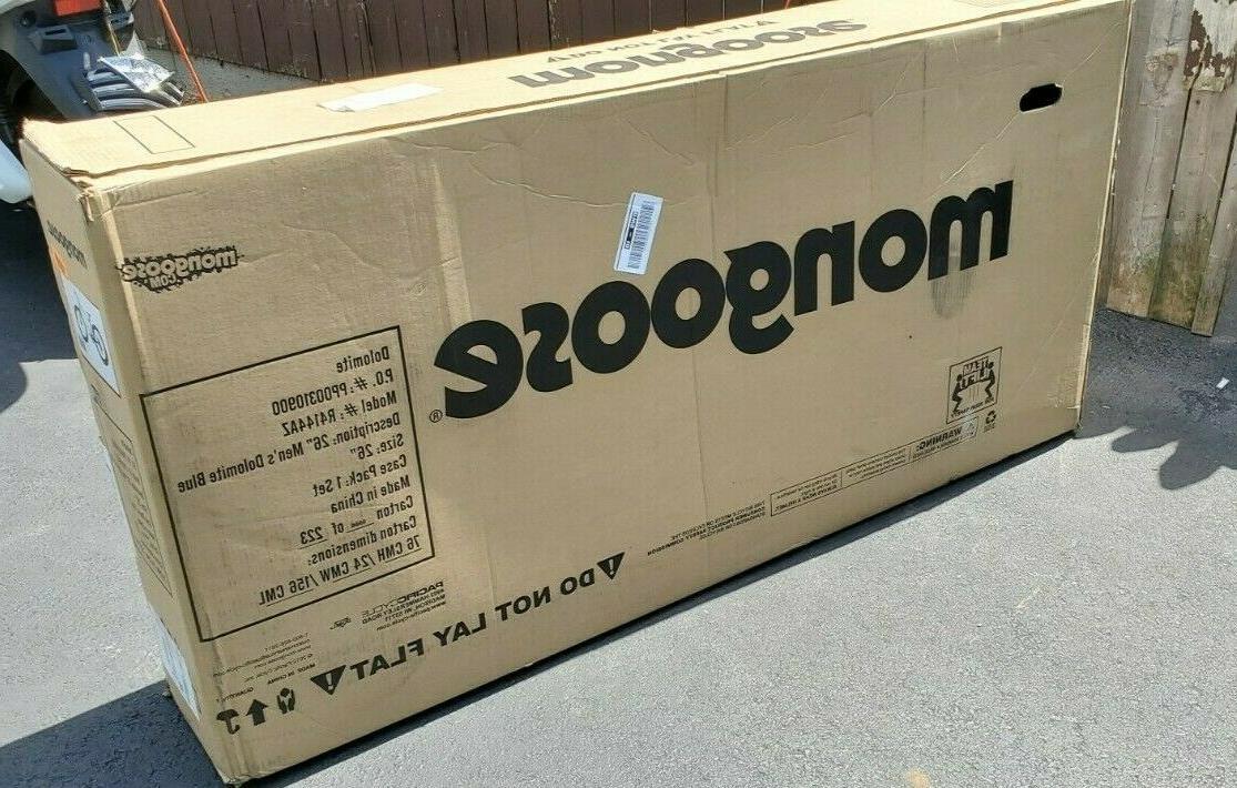 Mongoose Dolomite Fat Bike Bicycle