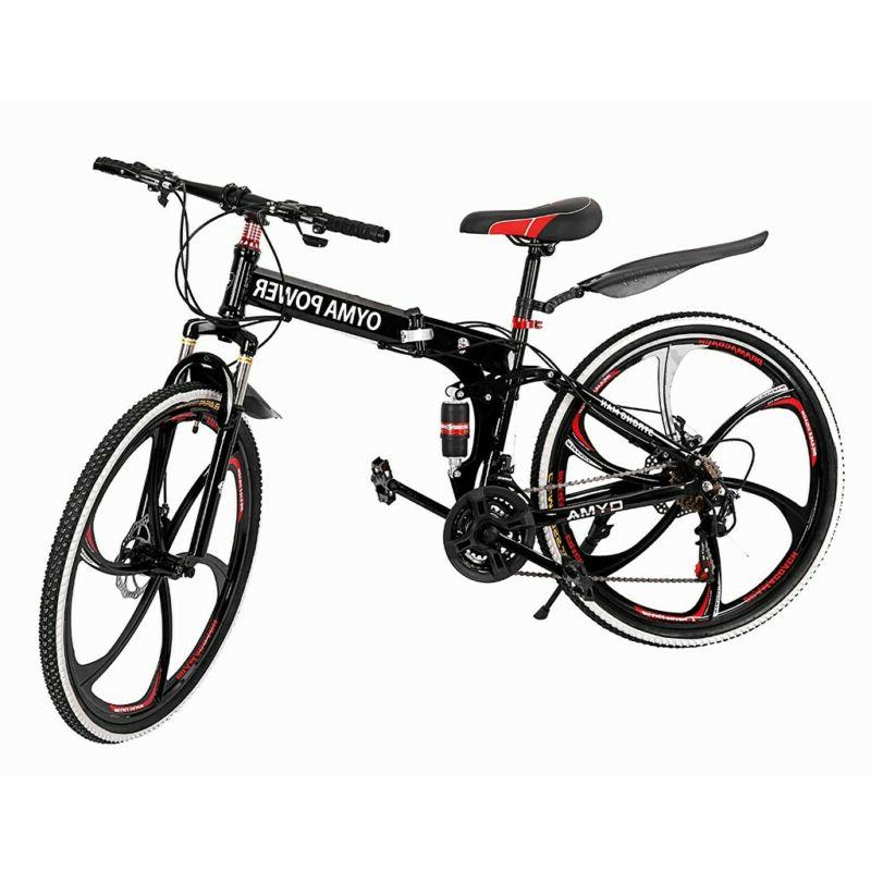 Outroad Speed Double Bicycles BLACK