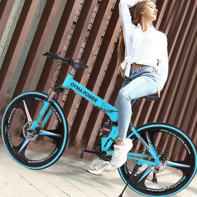 Mountain Bike Spoke Wheel Folding Bike Bicycle g6