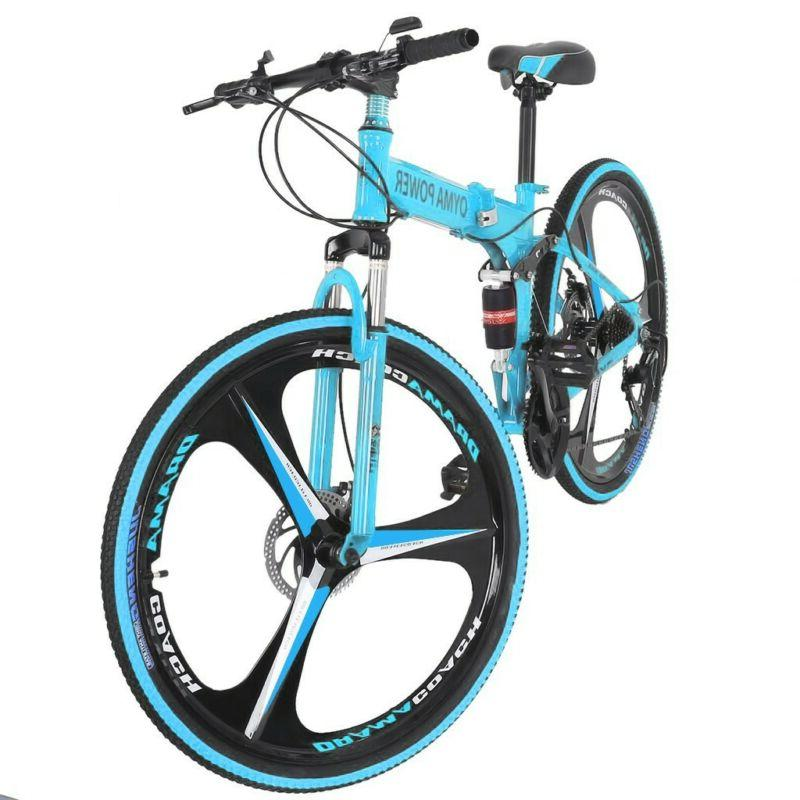Spoke Wheel Folding 21 Bicycle