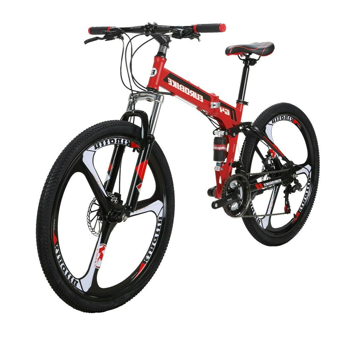 Mountain 26 3 Spoke Wheels Suspension Speed