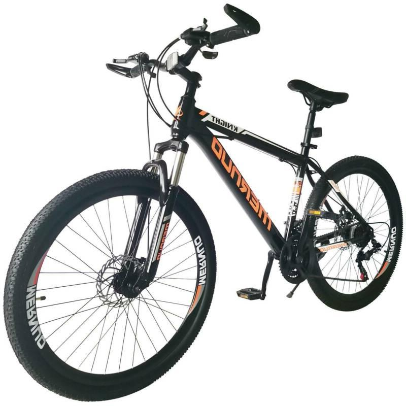 "Mountain Bike For Men's Bicycle 21-Speed 26"" MAG Wheels Bicy"