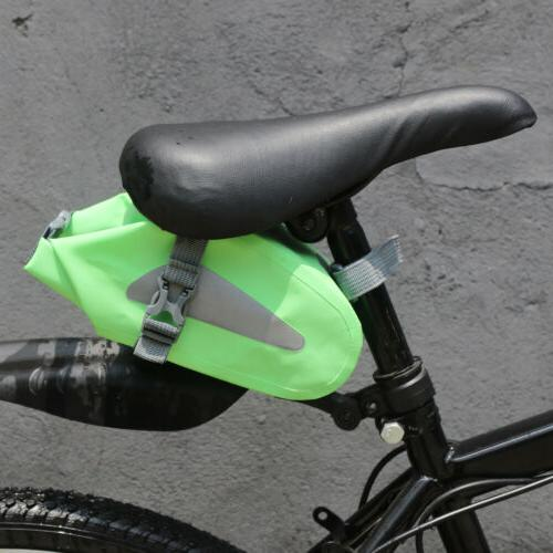 mountain bike bicycle pouch wedge bag under