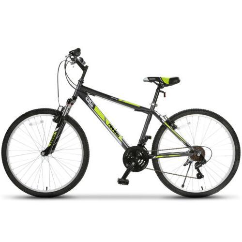 mountain bike bicycle shimano hybrid