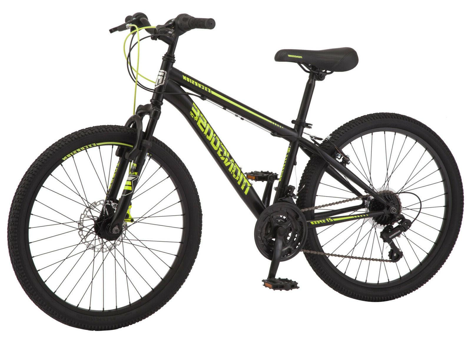Mountain Excursion Children Bicycle Steel