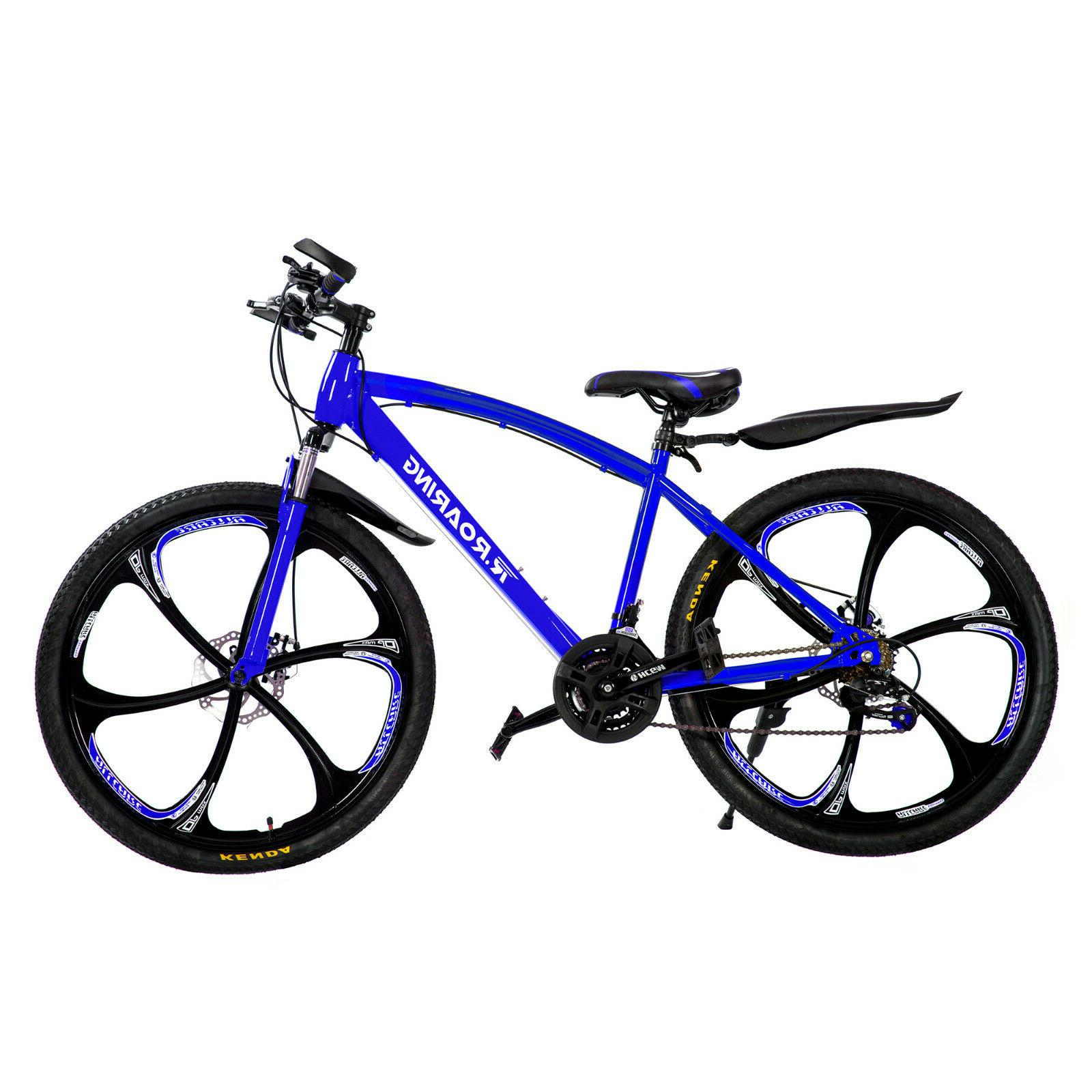 mountain bike front suspension mtb 21 speed