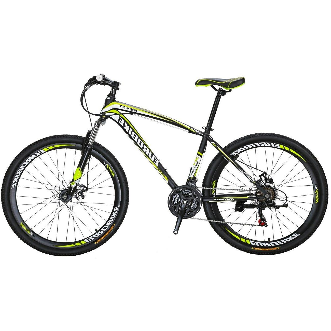 "Mountain Shimano 21 Mens Bikes MTB 27.5"" bicycle"