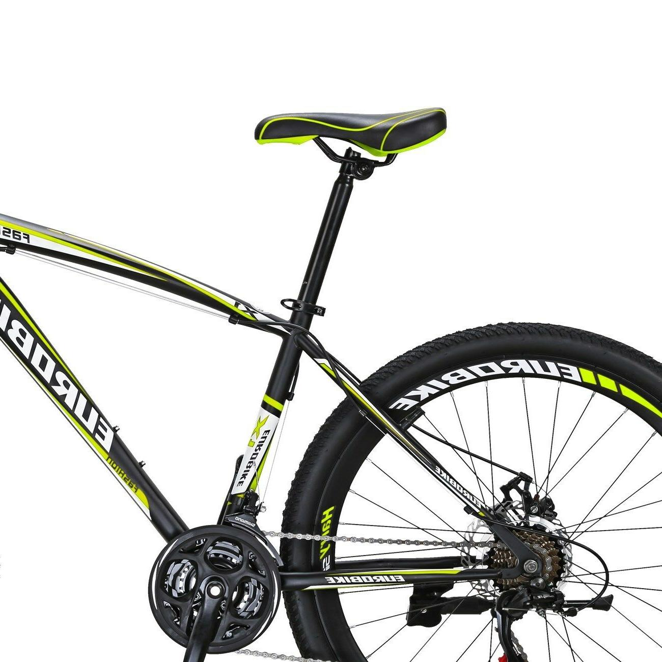 Mountain Front Shimano Speed Mens Bikes
