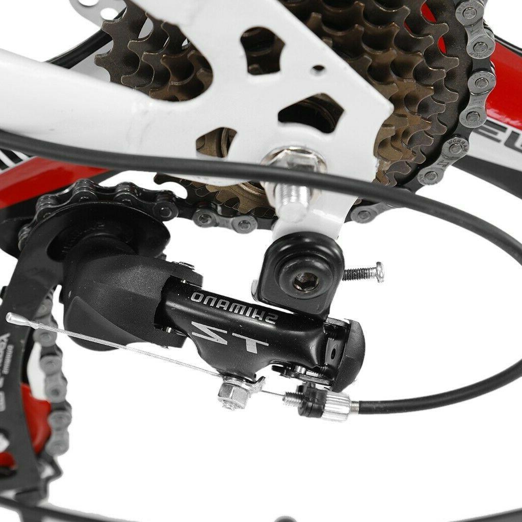Mountain Shimano Speed Mens Bikes USA
