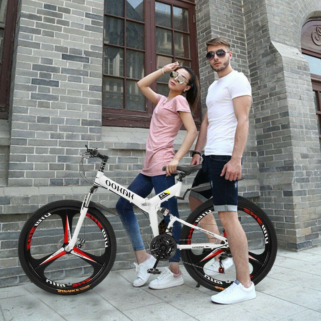 Mountain Bike Full Suspension Shimano 21 Bikes USA