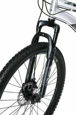 """Schwinn Bike 27.5"""" Silver Shimano Frame Bicycle Brake"""