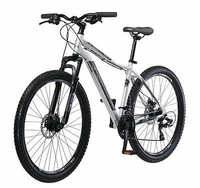 Mountain Bike Mens Schwinn Rugged Off Road Tires 27 Inch 21