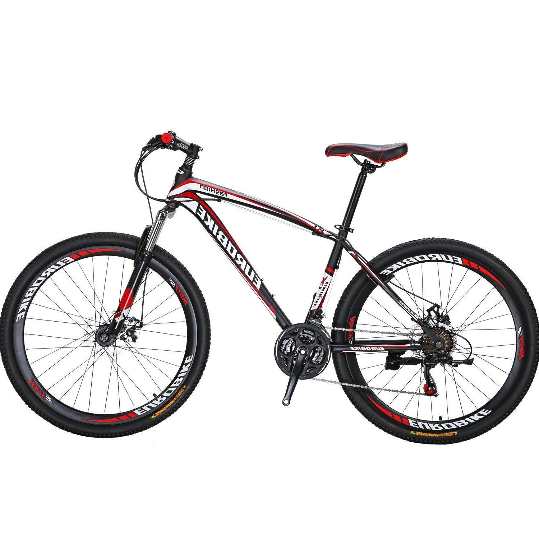 Eurobike Full Bicycle Mens Bikes