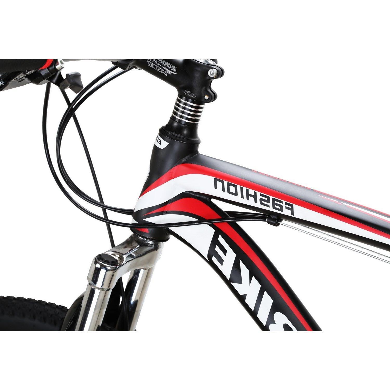 Eurobike 21 Disc Full Bicycle Mens Bikes