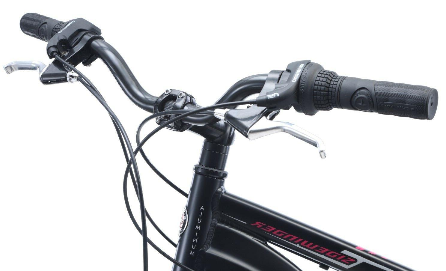 "Schwinn Bike Women 26"" Shimano Aluminum Frame Bicycle New!"