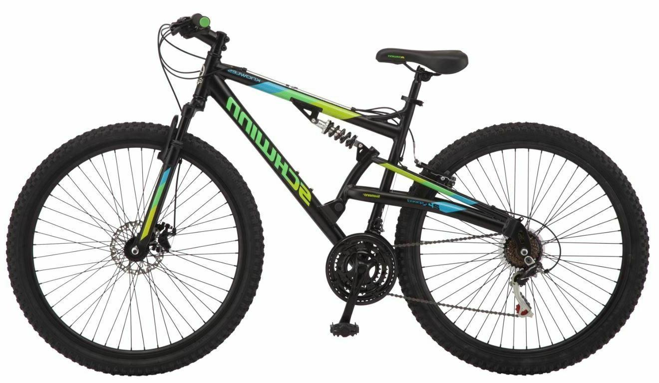 Mountain Bikes For Men 29 Inch Wheel 21 Speed Trail Dual Suspension