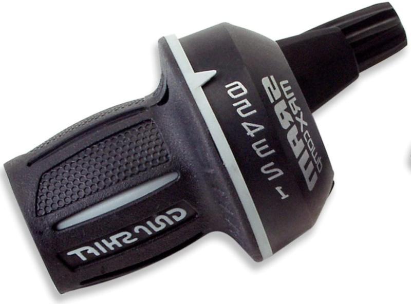 mrx comp rear bicycle twist shifter 6