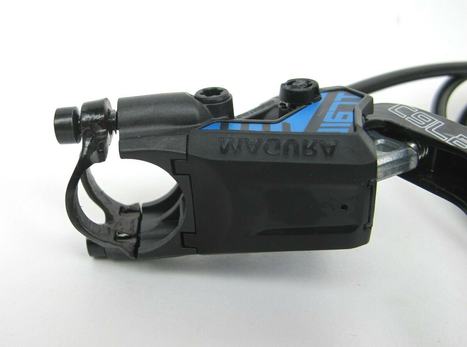 Magura Hydraulic MTB Brakeset 180mm - and Rear