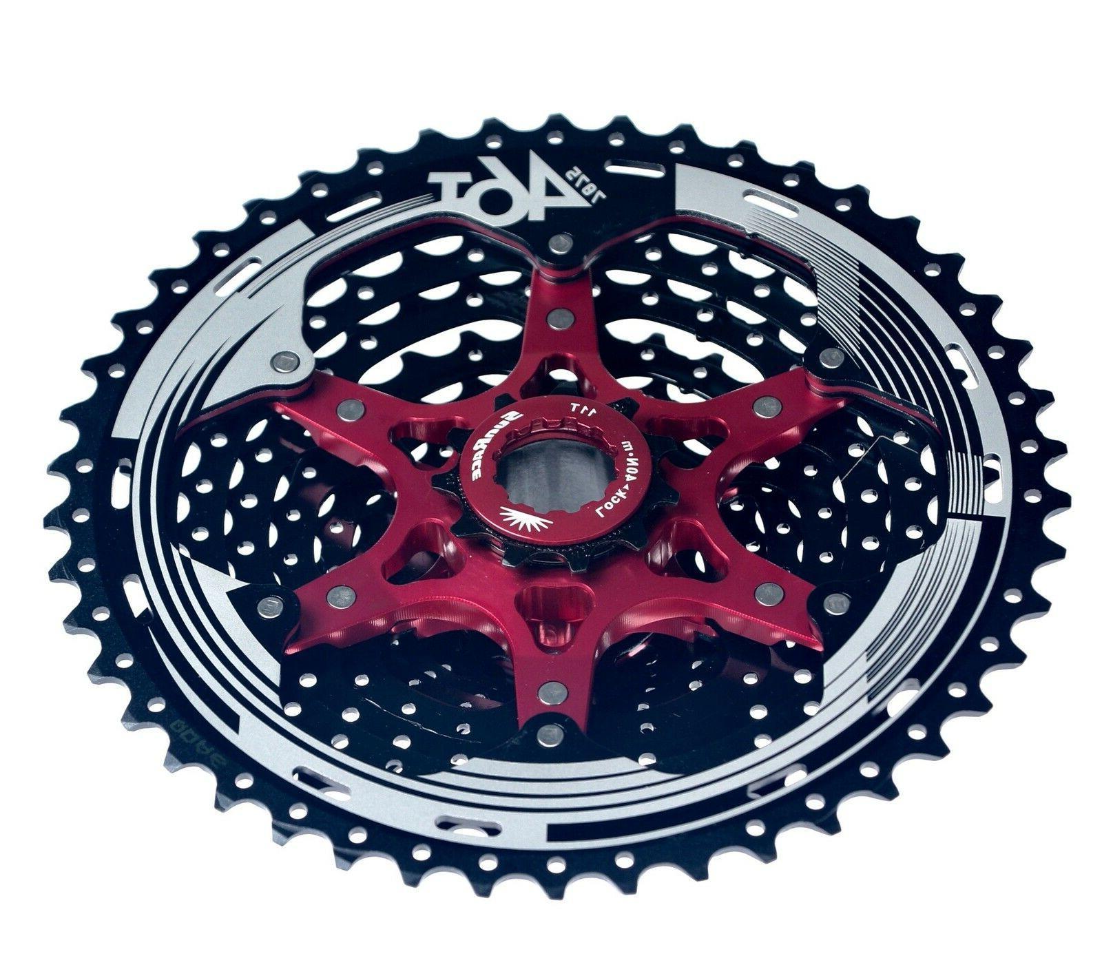 Sunrace MX8 Mega Wide Range 11-46T  DH/FR/XC MTB Bicycle Bik