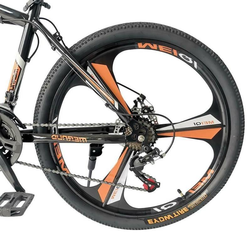 "26"" Mountain Bike 21 Mens Bikes W. Adjustable Seat"