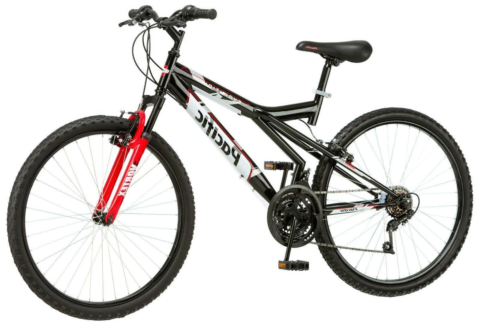 NEW Pacific Evolution Mens Bike-Black