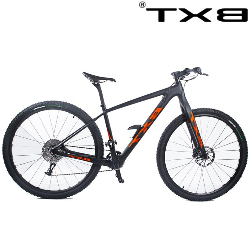 BXT New launch <font><b>Mountain</b></font> <font><b>Bike</b></font> 11speed bicycle double disc <font><b>bike</b></font> 29er cycling bicycle accessoires Free shipping