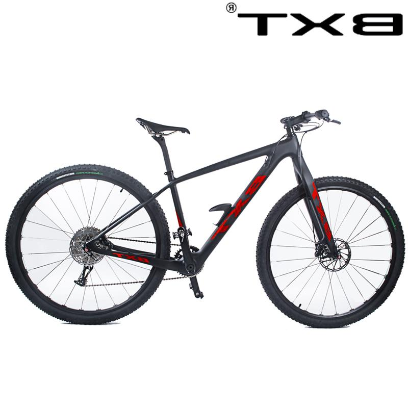 BXT launch <font><b>Bike</b></font> 11speed double brake 29er MTB accessoires