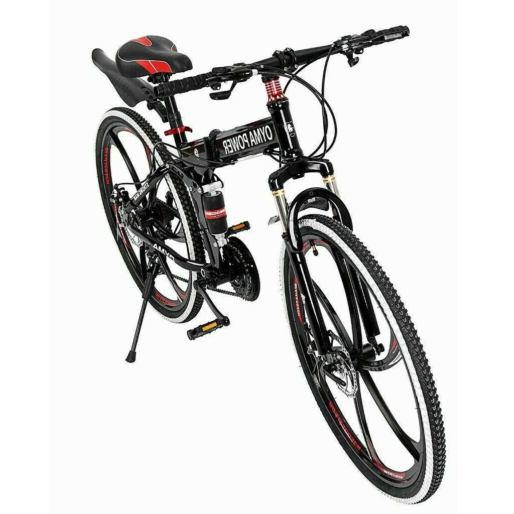 all terrain bike 26 folding mountain bike