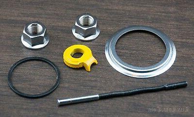 nexus bike hub kit axle nuts push