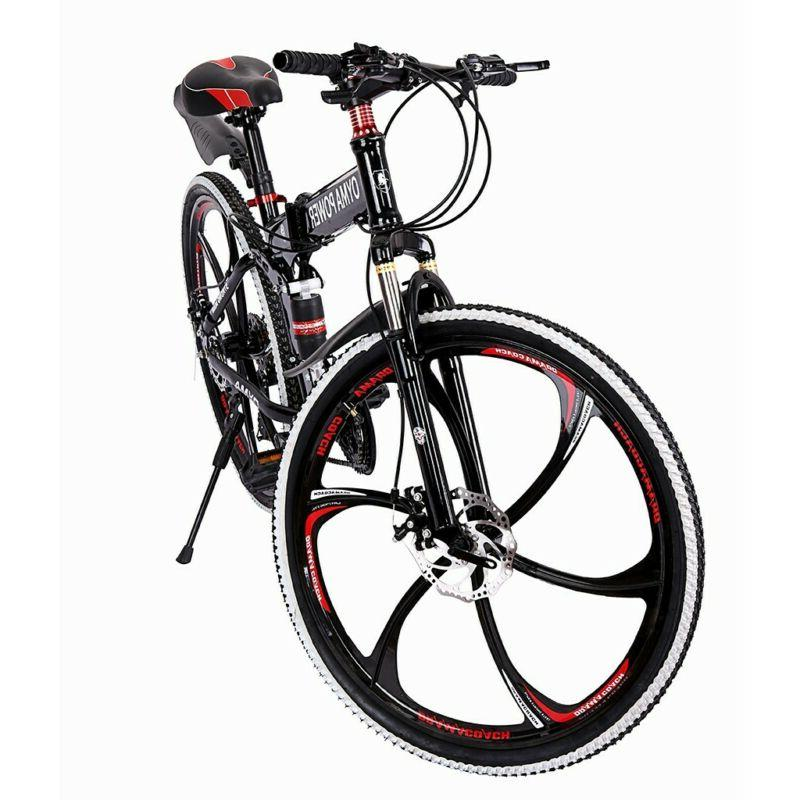 Outroad Speed inch Folding Bike Brake Bicycles
