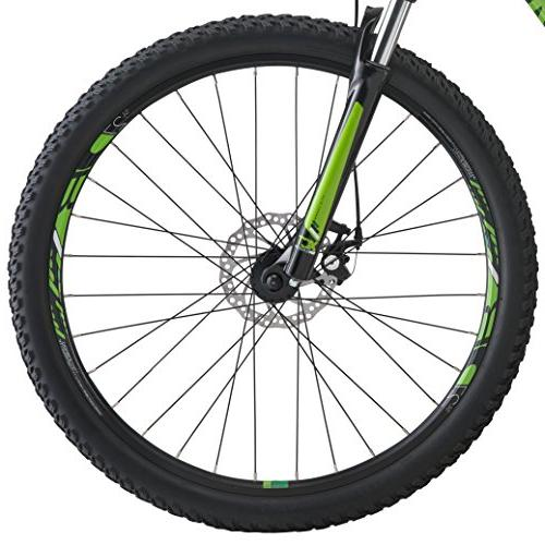 Diamondback Bicycles Overdrive Mountain Bike, Green,